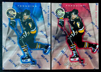 1997-98 Pinnacle Totally Certified 121 RON FRANCIS Platinum Blue /3099 Red /6199