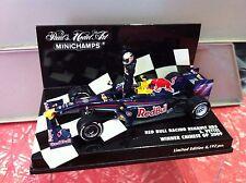Sebastian Vettel 2009 Red Bull Renault RB5 China GP win 1/43 Minichamps RARE