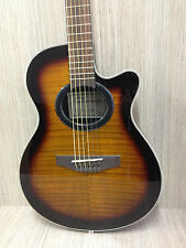 "38"" Caraya C-836TBS Round-back Acoustic Guitar-Can Change to Nylon Strings!!"