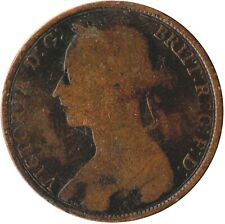 1893 ONE PENNY OF QUEEN VICTORIA      #WT709