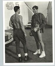 1985 1988 Original Bruce Weber Small Briefs Male Model Actor Photo Gravure Art