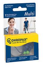 OHROPAX Multi Stöpsel - 1 Paar