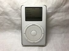 Prototype Apple iPod Classic P95 DVT 1st Generation White with red board (5GB)