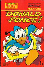 Mickey Parade - Journal de Mickey N° 1234 Bis - E.O. 08 Février 1976 - BE