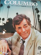 COLUMBO COMPLETE SERIES 9 DVD All Episodes Nineth Season New UK Sealed R2