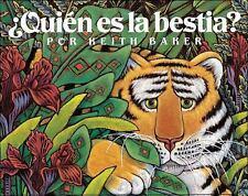 Quien es la bestia? (Spanish Edition)-ExLibrary