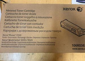 Xerox Phaser 3330 WorkCentre 3335 3345 High Capacity Black Toner 106R03625