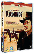 Rawhide Dvd Tyrone Power Brand New & Factory Sealed