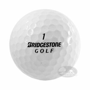 4 DZ Bridgestone Tour B-330SRXRXS 48 palline da golf usate Cat. 4/5 Stelle