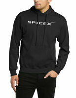 spaceX HOODIE ELON MUSK FALCON TESLA ROCKET SPACE HOODIE