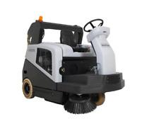 Nilfisk SW 5500 D Diesel Aufsitz-Kehrmaschine Kehrsaugmaschine Hochentleerung