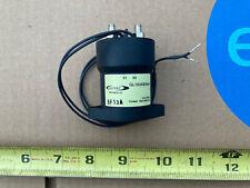 GLVAC / Gigavac 12 volt 100 amp 800 volt DC Contactor  GL 100ABANA  NOS