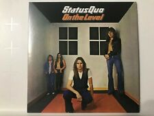 Limited Rare Single CD sleeve STATUS QUO On The Level LITTLE LADY I Saw The Ligh