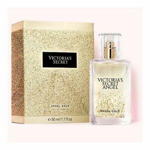 $55 VICTORIAS SECRET ANGEL GOLD PERFUME EAU DE PARFUM 1.7 oz 50ml Sealed Box New