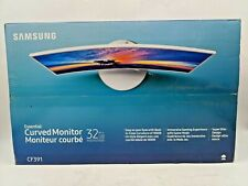 New Samsung CF391 32 inch 1080p Curved LED Monitor -NR1226