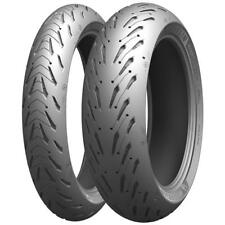 COPPIA PNEUMATICI MICHELIN PILOT ROAD 5 190/50R17 + 120/60R17