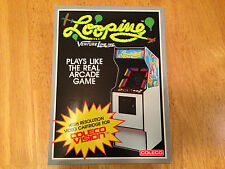LOOPING -- for COLECOVISION Video Game System NEW & SEALED -- NOS -- NIB