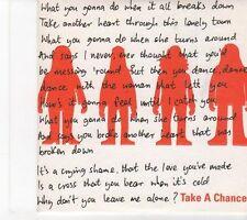 (EY690) The Magic Numbers, Take A Chance - 2006 DJ CD