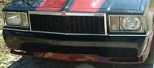 78-87 EL CAMINO  FRONT& REAR  BUMPERS ROLLPAN KIT AND FRT AIRDAM LOWER SPOILER