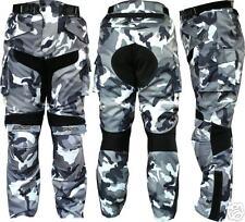 Pantalone Cordura  Black/White Mimetico mod-3132