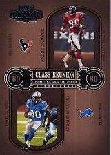 A.JOHNSON/C.ROGERS-2004 PLAYOFF HONORS CLASS REUNION-#CR-27  253/1500