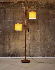 70er DOMUS TEAK STEHLAMPE DANISH 70s FLOOR LAMP VINTAGE 60er 60s