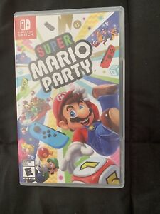 Super Mario Party Nintendo Switch - Used