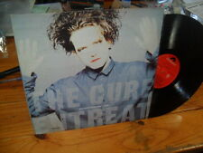 THE CURE  ENTREAT 1991 ARGENTINA rare 1st LP SPANISH TITLES EX MINT DARK SIOUXIE