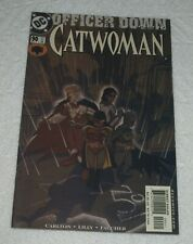 Catwoman #90, March 2001, Batgirl, VF/NM