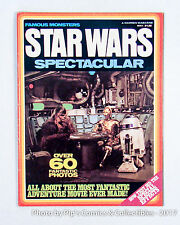 Famous Monsters STAR WARS SPECTACULAR '77- Ackerman, Hamill, Ford, Fisher, Lucas