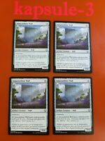 4x Amaranthine Wall | Dominaria | MTG Magic Cards