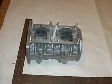 Brand new vintage Mercury snowmobile block - parts GL0-41 & GL0042