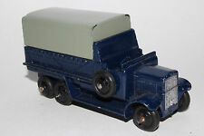 Dinky #25s, 1940's Covered Wagon Civilian Truck, Nice Original