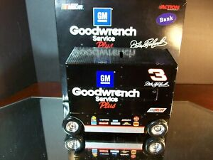 Dale Earnhardt #3 GM Goodwrench Service Plus 1:16 1999 Pit Wagon 1 of 3,000 RCR