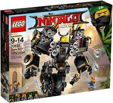 Lego Ninjago Movie 70632 Quake Mech - Brand New