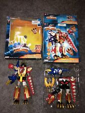 Power Rangers Near Complete Dino Thunder Megazord Mystic Wild Force SPD Lot
