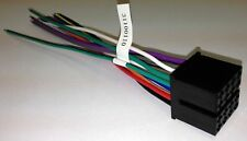 Car Speaker Wire Harnesses for Jensen for sale   eBay on jensen power harness, jensen wiring adapter, touch screen receiver bv9965 wire harness, jensen remote control, jensen radio harness, jensen speaker,