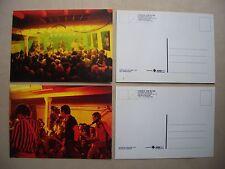 ZURÜCK ZUM BETON 2x karte RATINGER HOF'78 CARMEN KNOEBEL s.y.p.h./mittagspause
