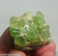 124 carat 100% natural olivine green peridot specimen kohistan valley Pakistan