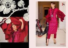 Zannat Indian Cotton Embroidered Designer Pakistani Style Salwar Kameez Suit