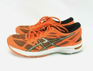 Asics Gel DS Trainer 20 Mens Size 8.5 M Orange Running Athletic Shoes T528N