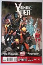 All New X-Men #2, Brian Michael Bendis, Stuart Immonen, Marvel Comics, 2013. VFN