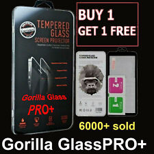 GORILLA-TEMPERED GLASS FILM SCREEN PROTECTOR FOR SONY XPERIA L1 L2 XA1 & VARIOUS