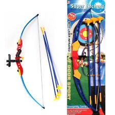 Kids LASER INFRAROSSI SUPER TOXOPHILY Series Archery Sport Balestra Freccia Set Giocattolo