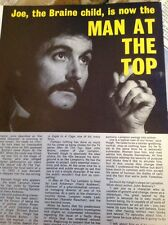 M3-2 Ephemera 1974 Article Film Joe Lampton Man At The Top