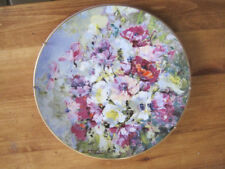1975 Royal Doulton Spring Harmony Le Collectors Plate Hahn Vidal Signed w/hanger