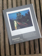 original Polaroid Bedienungsanleitung Manual Image Pro deutsch + multiling