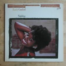Randy Crawford Nightline 1983 Vinyl LP Warner Bros. Records 92-3976-1
