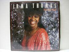 Irma Thomas The Way I Feel  Rare 1988 Signed and Inscribed Vinyl Album