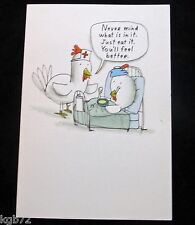 Leanin Tree Miss You Thinking Of You Greeting Card Multi Color R215